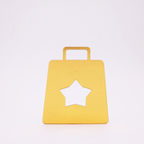 Acrylic Christmas Decoration Type Craft Christmas Ornament - Handbag